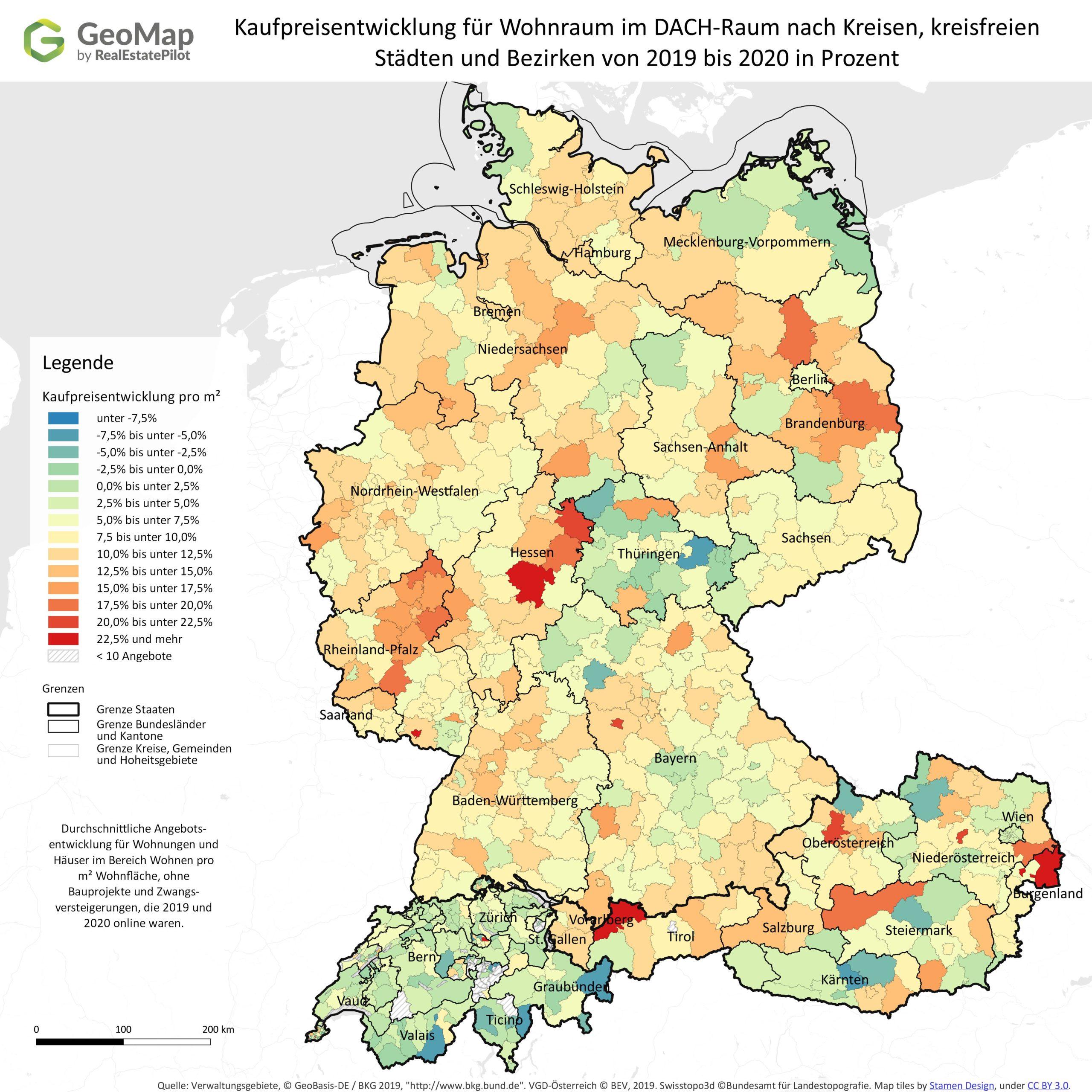 GeoMap-DACH_Kaufpreisentwicklung