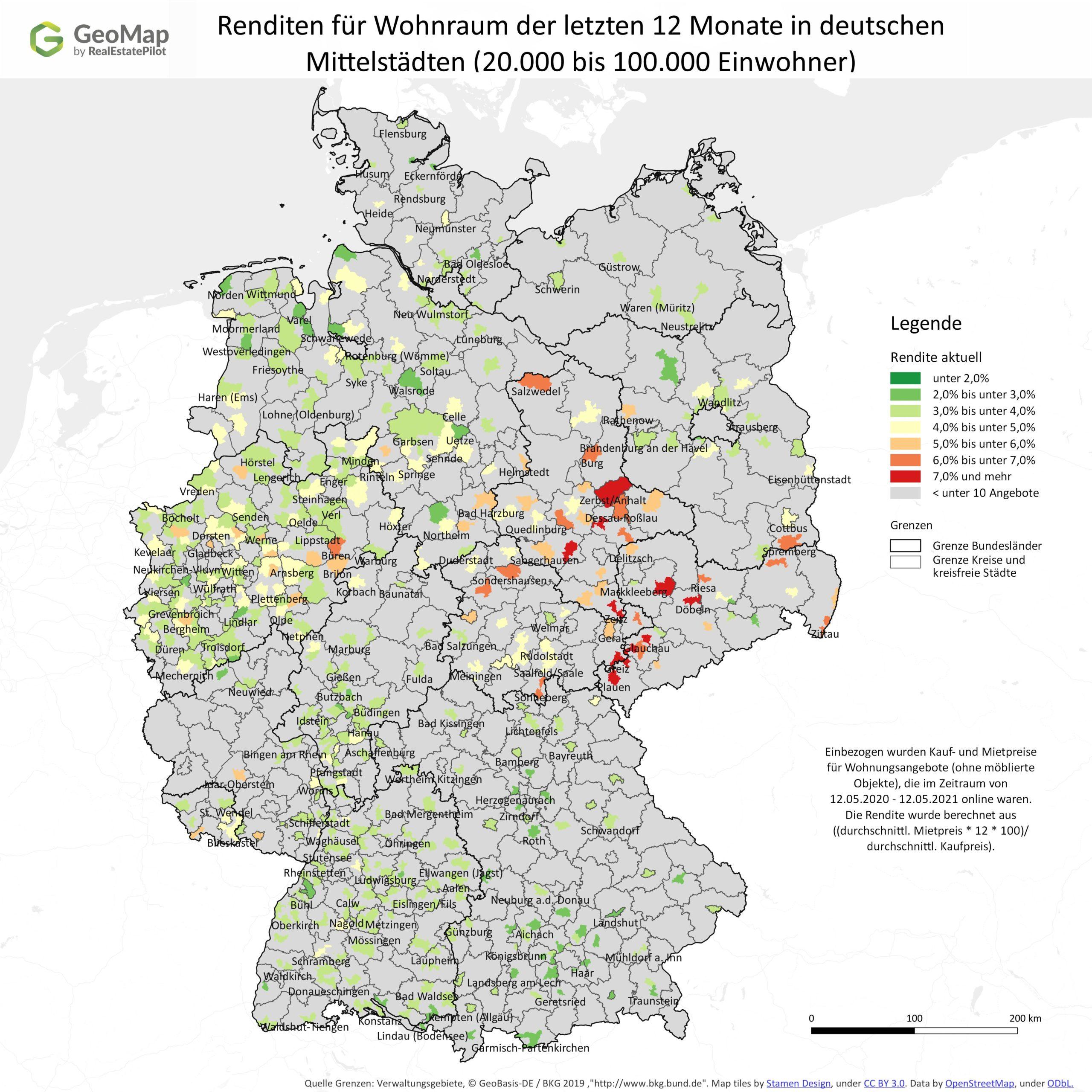 GeoMap-Mittelstädte_Rendite